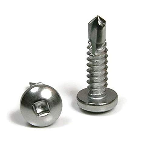 Square Head Bolt HDG 5//16 inch-18x3 inch PT 700//Bulk Pkg.