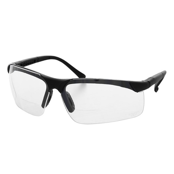 Clear 2.5 Diopter Pyramex SB1810R25 Venture II Reader Safety Glass